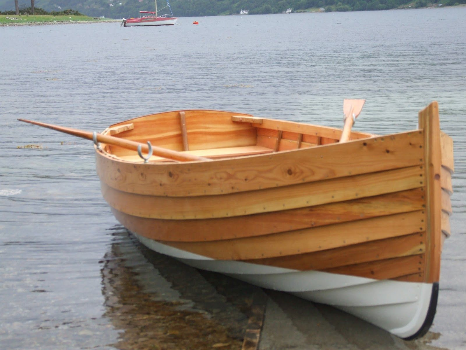 Jo plans: Timber row boat plans