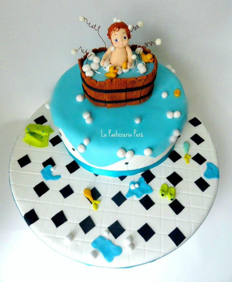 Baby Takes The Cake
