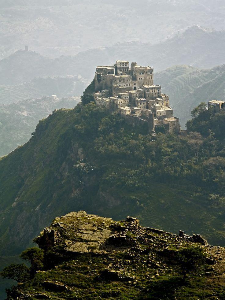 Mahwit, Yaman