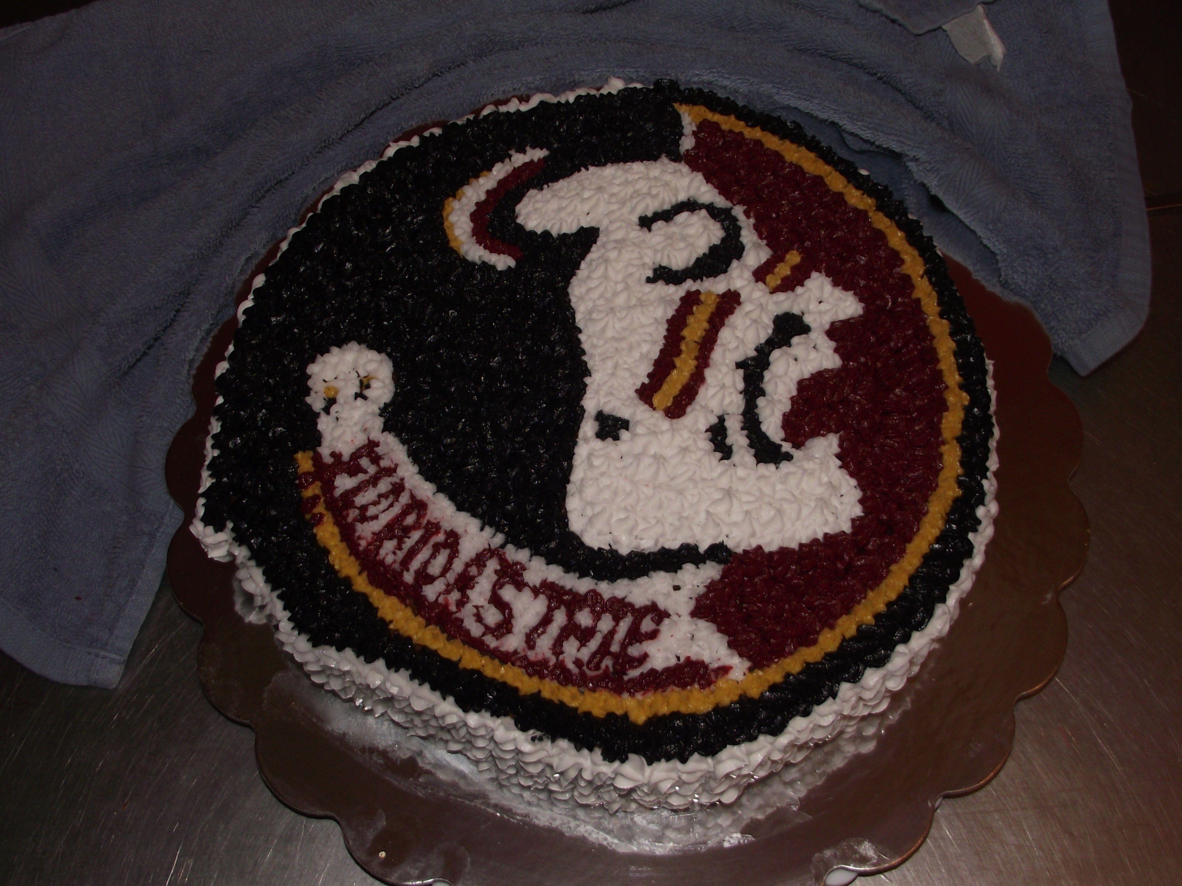 florida state cake
