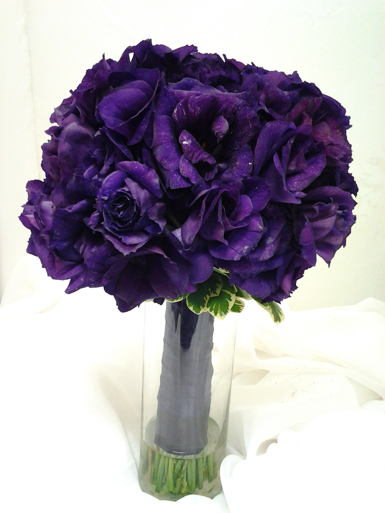 Wedding Bouquets With Lisianthus : Lisianthus bouquet wedding