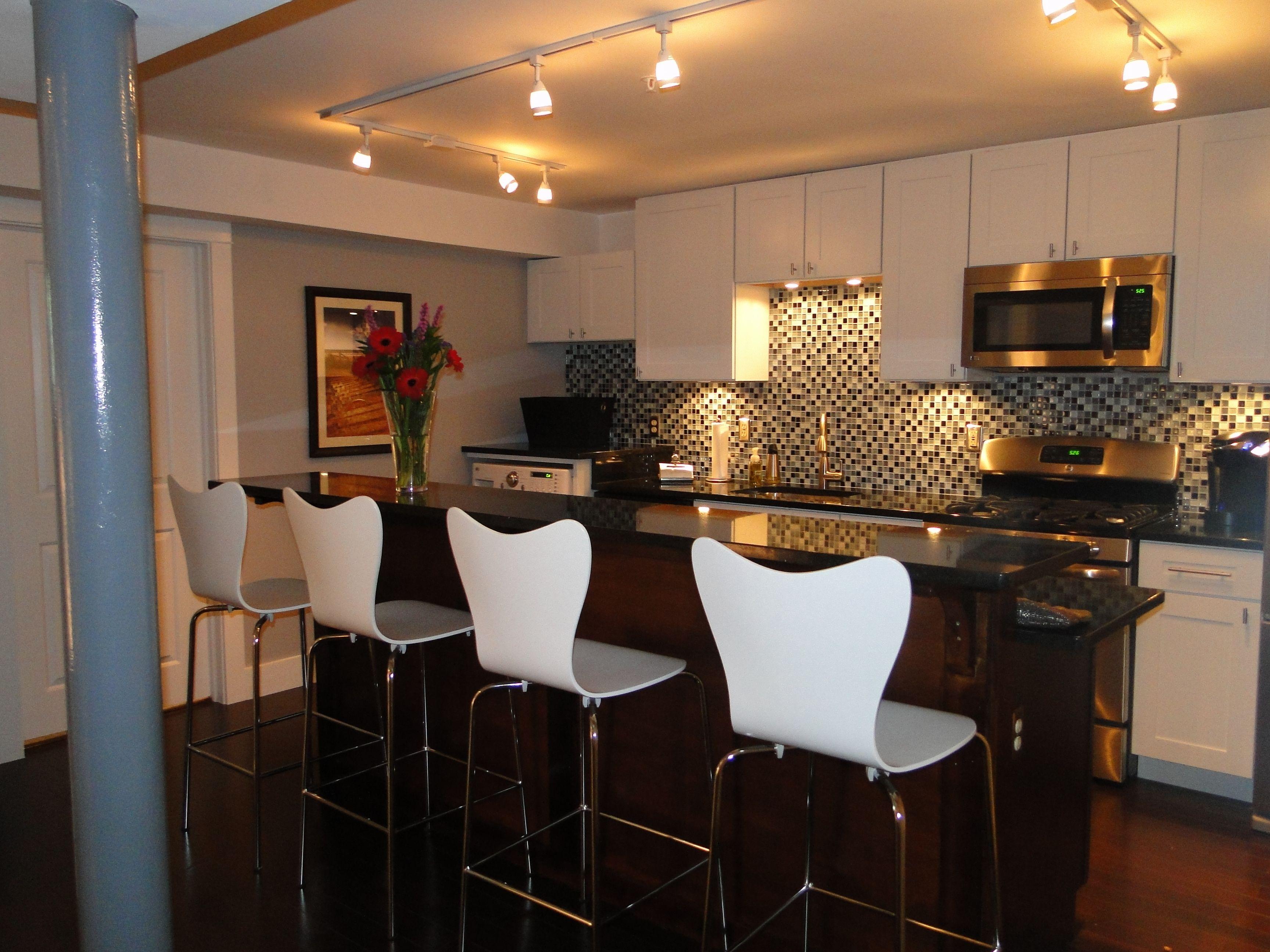 Kitchen Condo Design Small Condo Living Pinterest