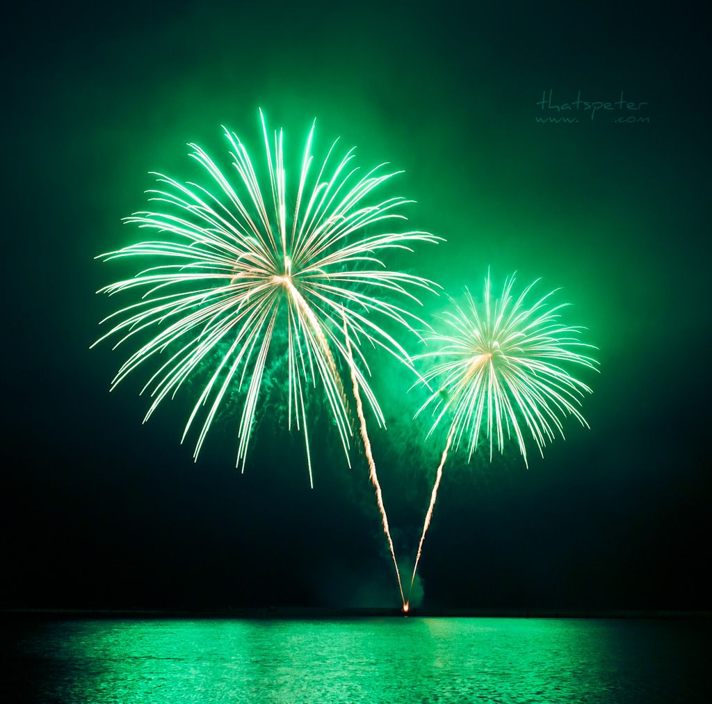 july 4th fireworks green bay wi