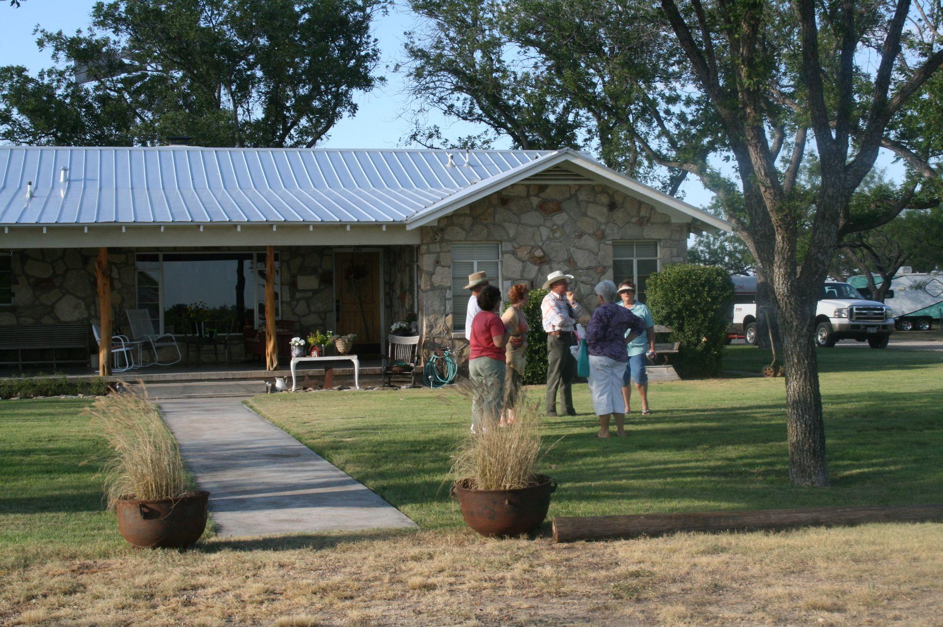 Texas Ranch House Ranch Reality Pinterest