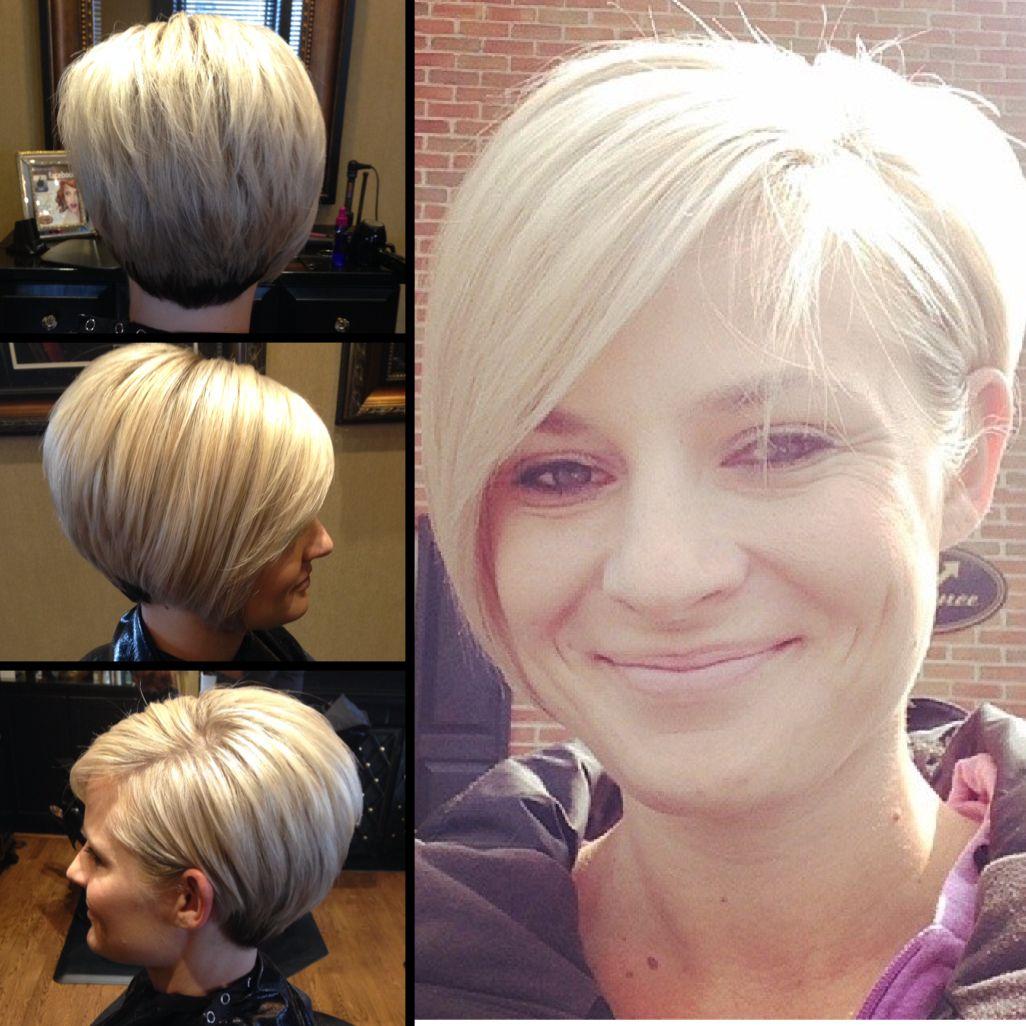Short feminine hair on pinterest short pixie short blonde and short - Pin By Amy W On Hair Styles Etc Pinterest