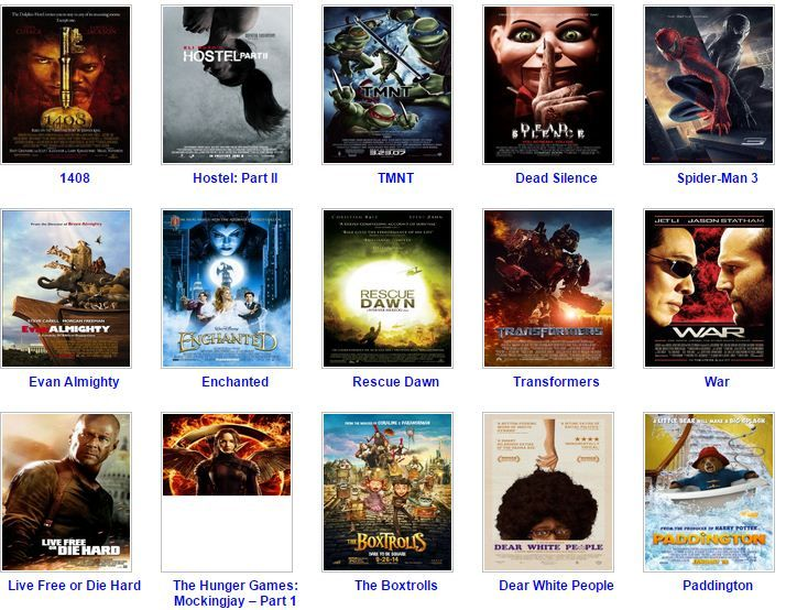 5Movies - Watch Movies Online Free - Watch TV