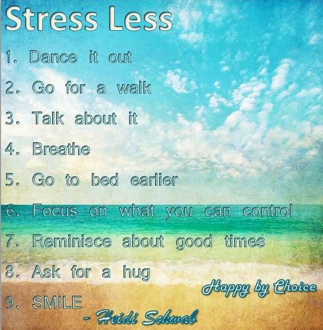 Stress Dreams: Stress Less Tips Via Happy Dreams