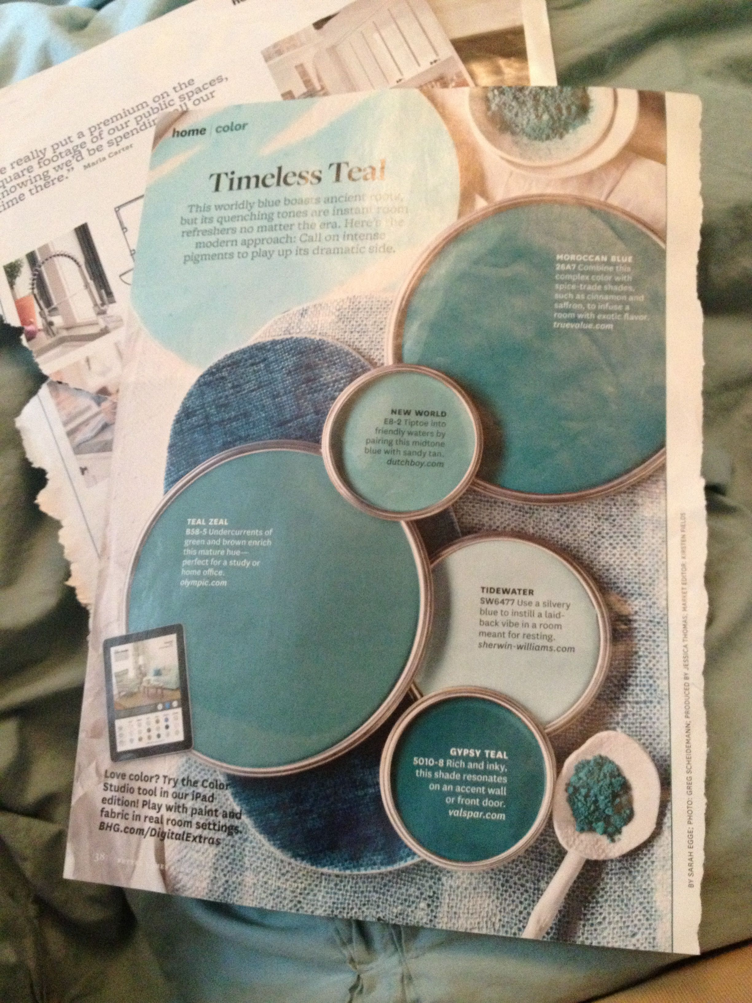 Timeless Paint Colors Alluring Of Timeless teal Paint colors | Home | Pinterest Images