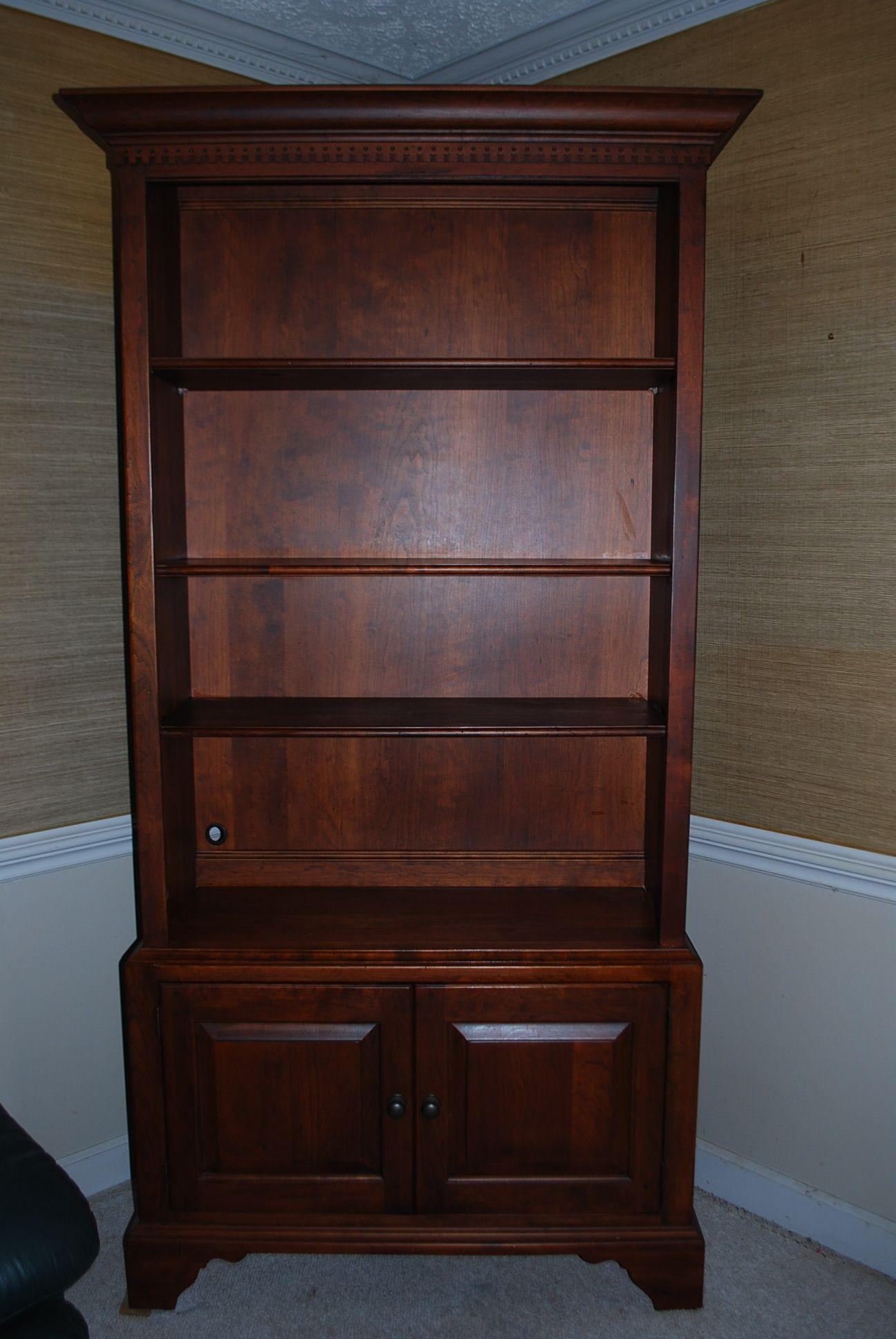 Bob Timberlake Cherry Bookshelf For The Home Pinterest