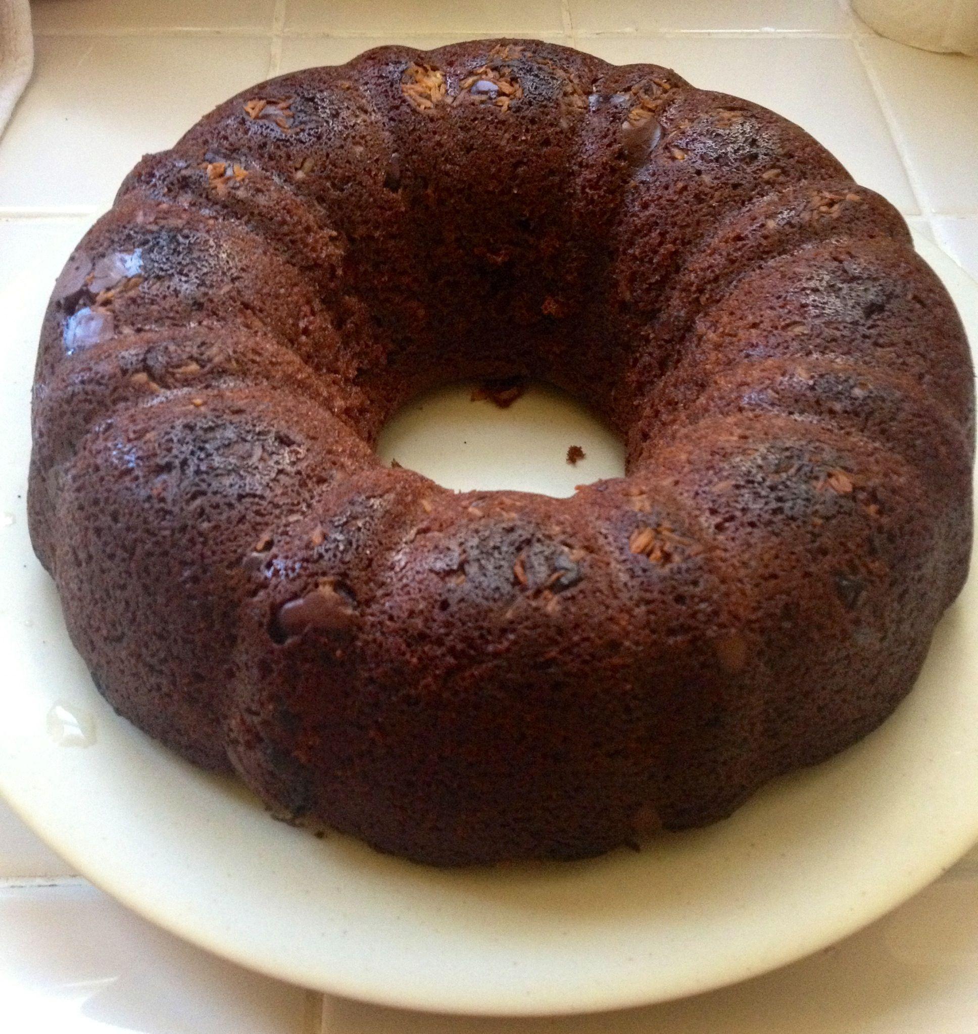 Gluten Free Cranberry Bundt Cake, A Vintage Recipe Remake Recipe ...
