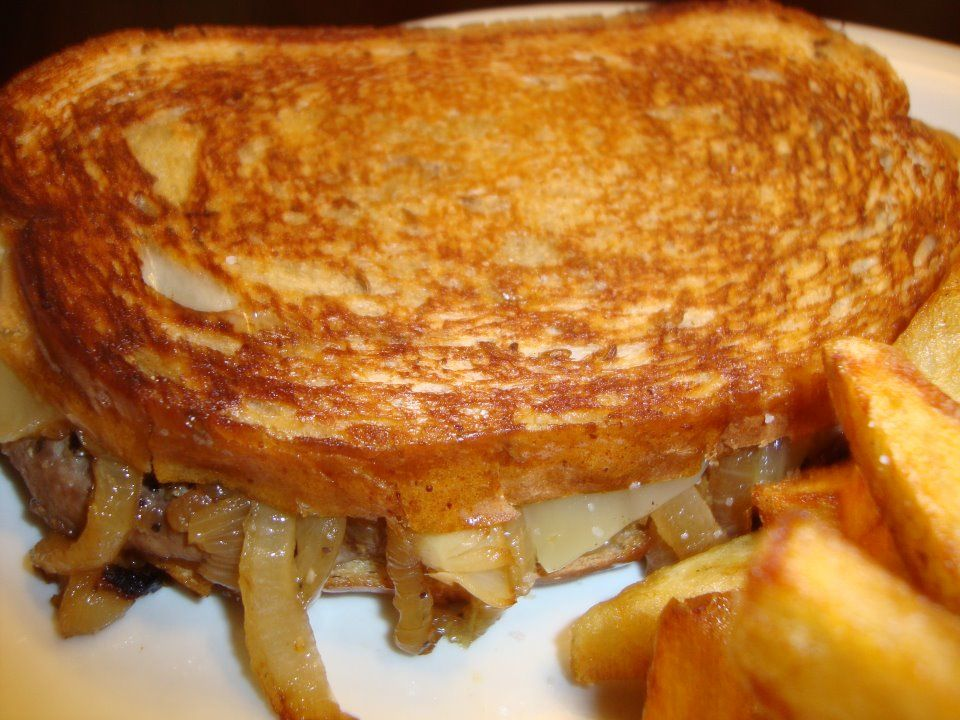 Patty Melt | Cooking | Pinterest
