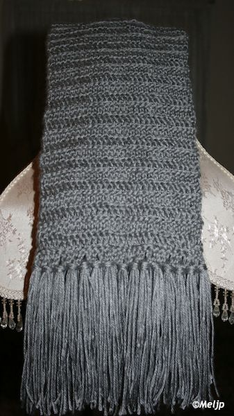 Crochet Mens Scarf : Crochet Mens Scarf for Steve Crochet - Men & Boys Pinterest