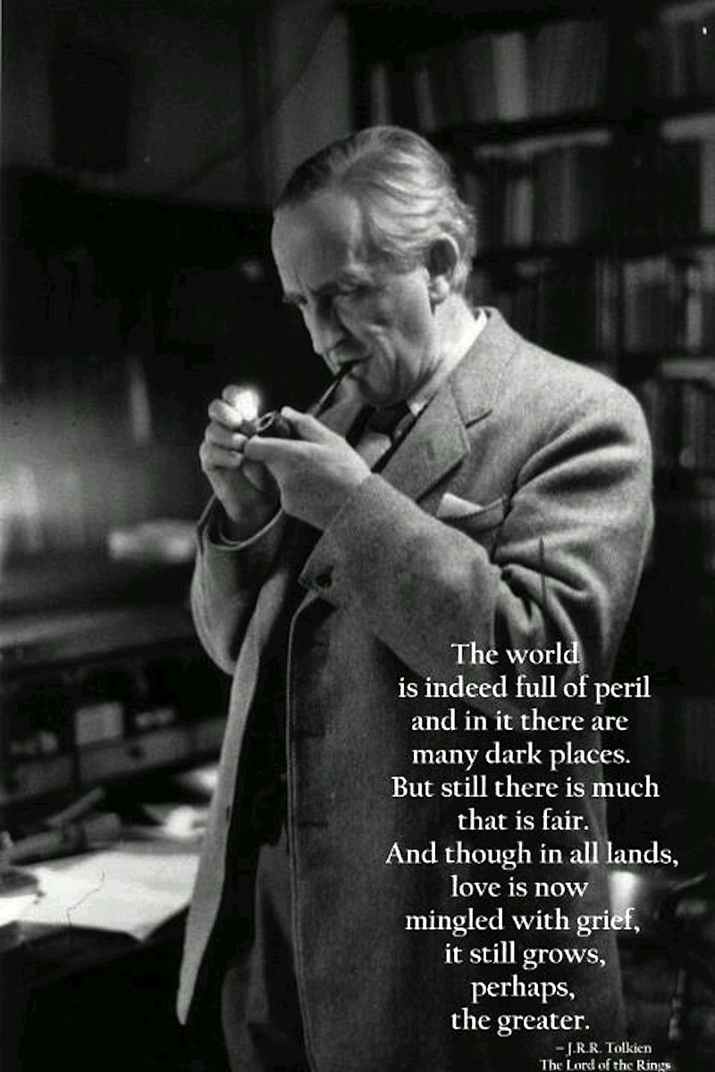 Friendship Quotes Jrr Tolkien : Tolkien love quotes quotesgram