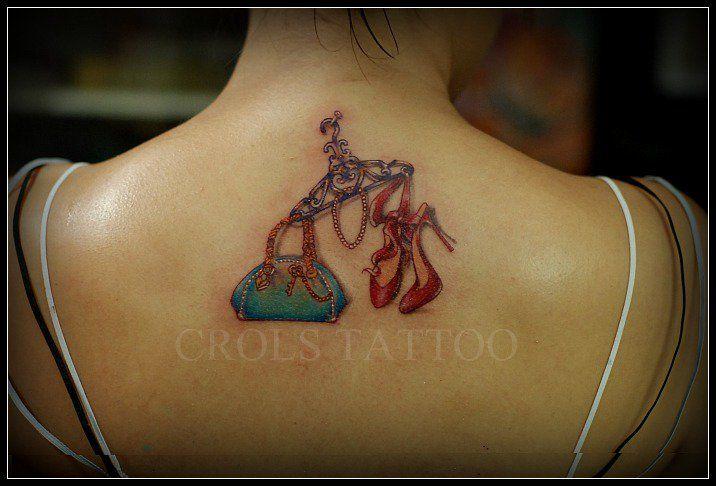 Shopaholic - crols tattoo (cebu, ph) | Skin Art