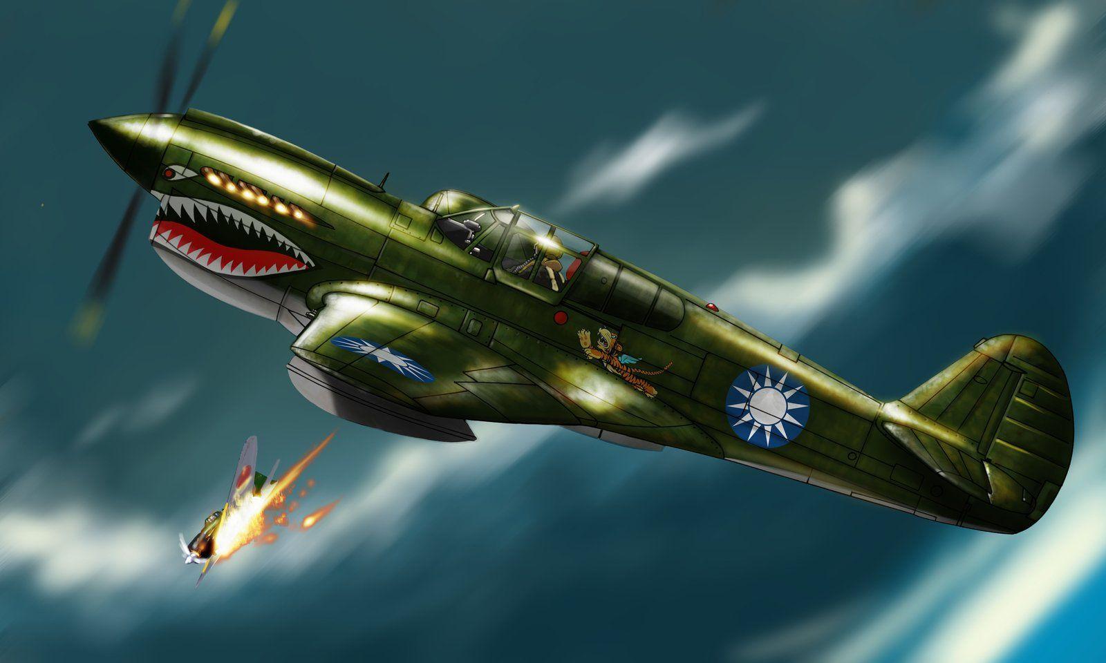 P-40 Warhawk | Airplanes | Pinterest