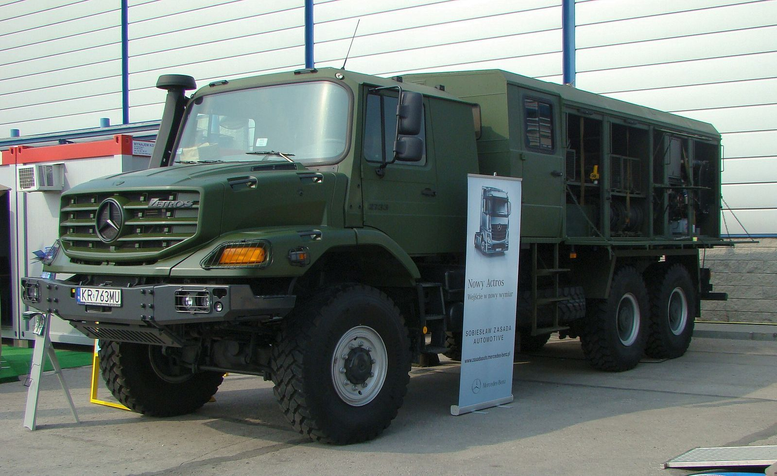 mercedes zetros military vehicle mercedes benz pinterest