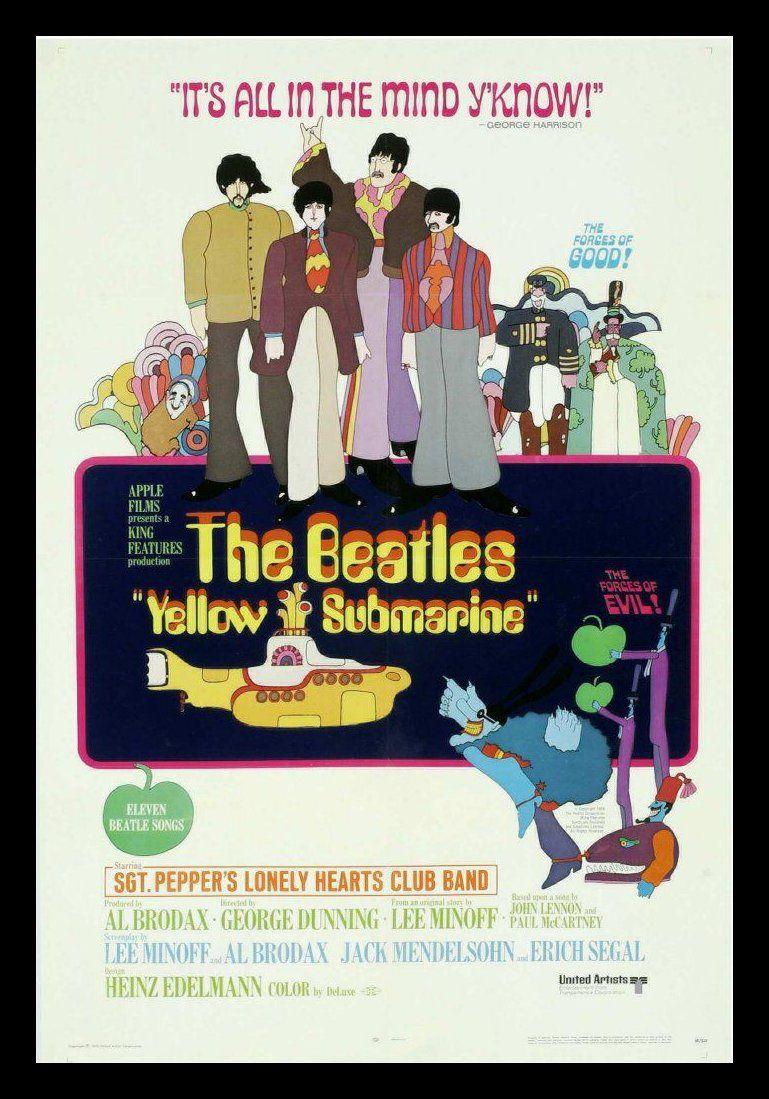 Yellow Submarine Movie Trailer Yellow Submarine Movie