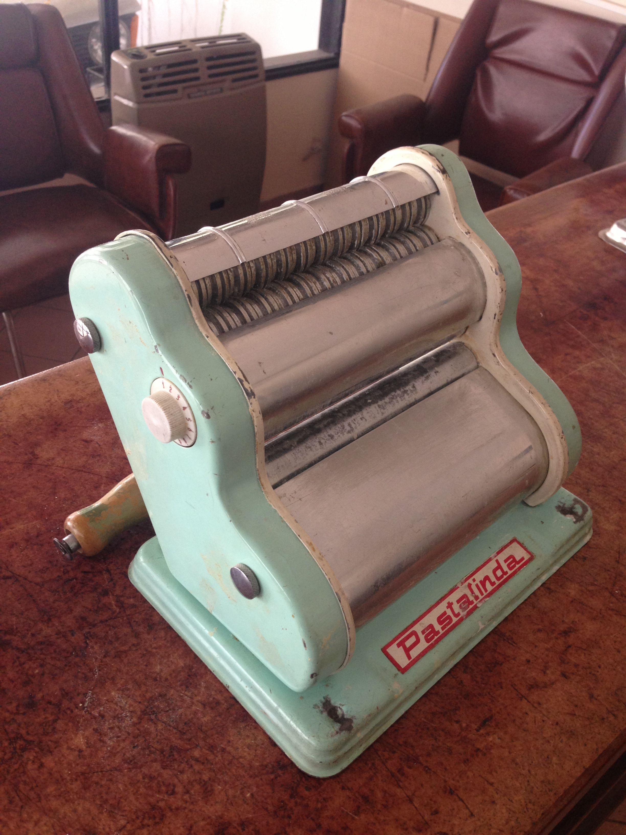 pastalinda machine