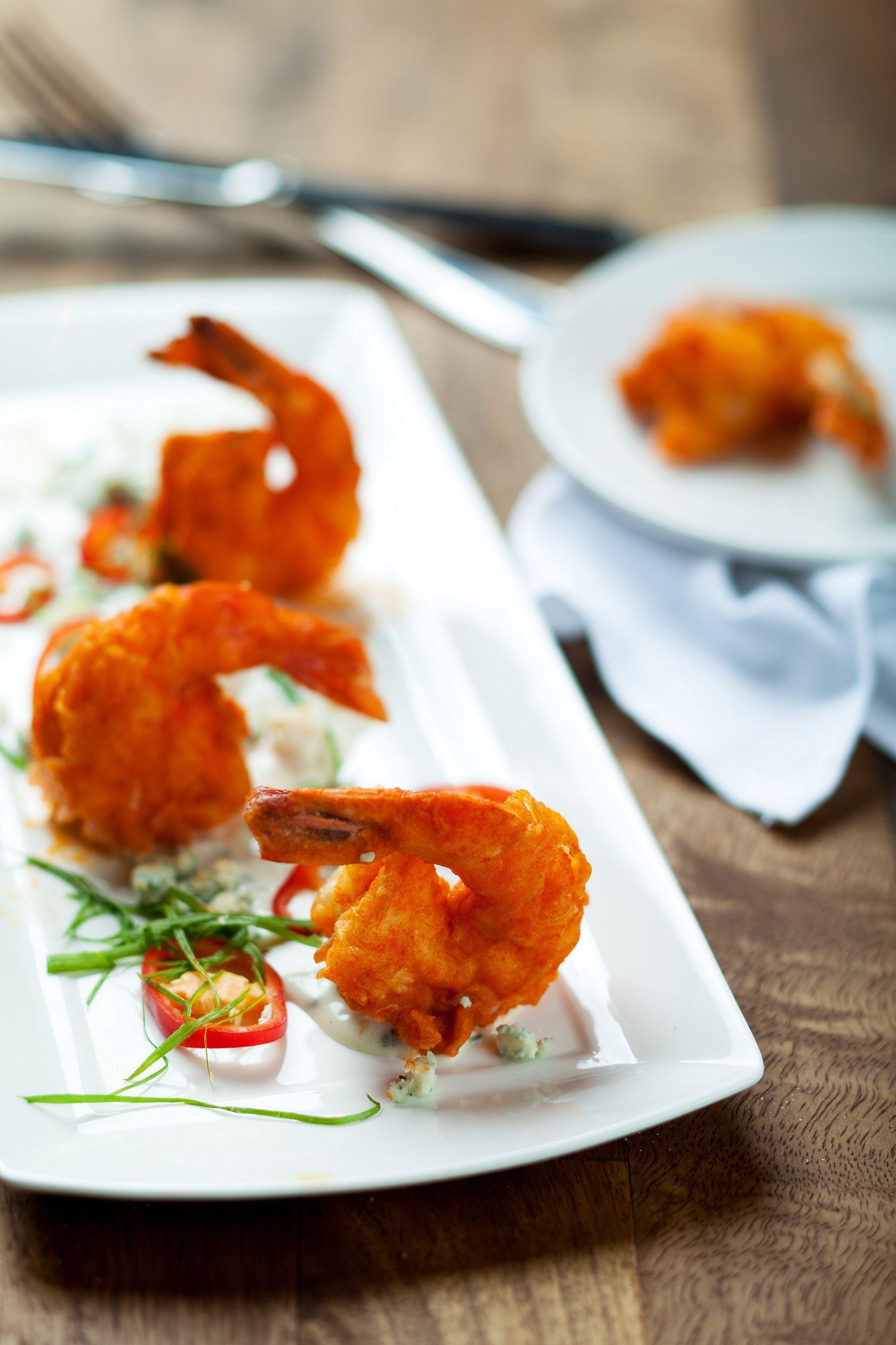 Buffalo Shrimp | Food & Drink | Pinterest
