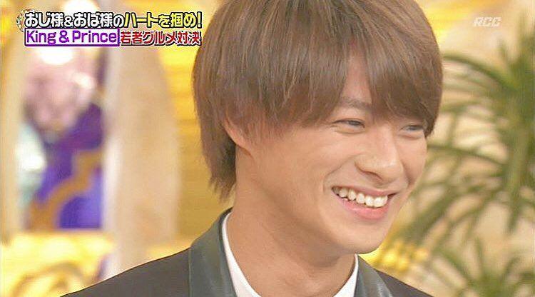 岸優太 笑顔 画像