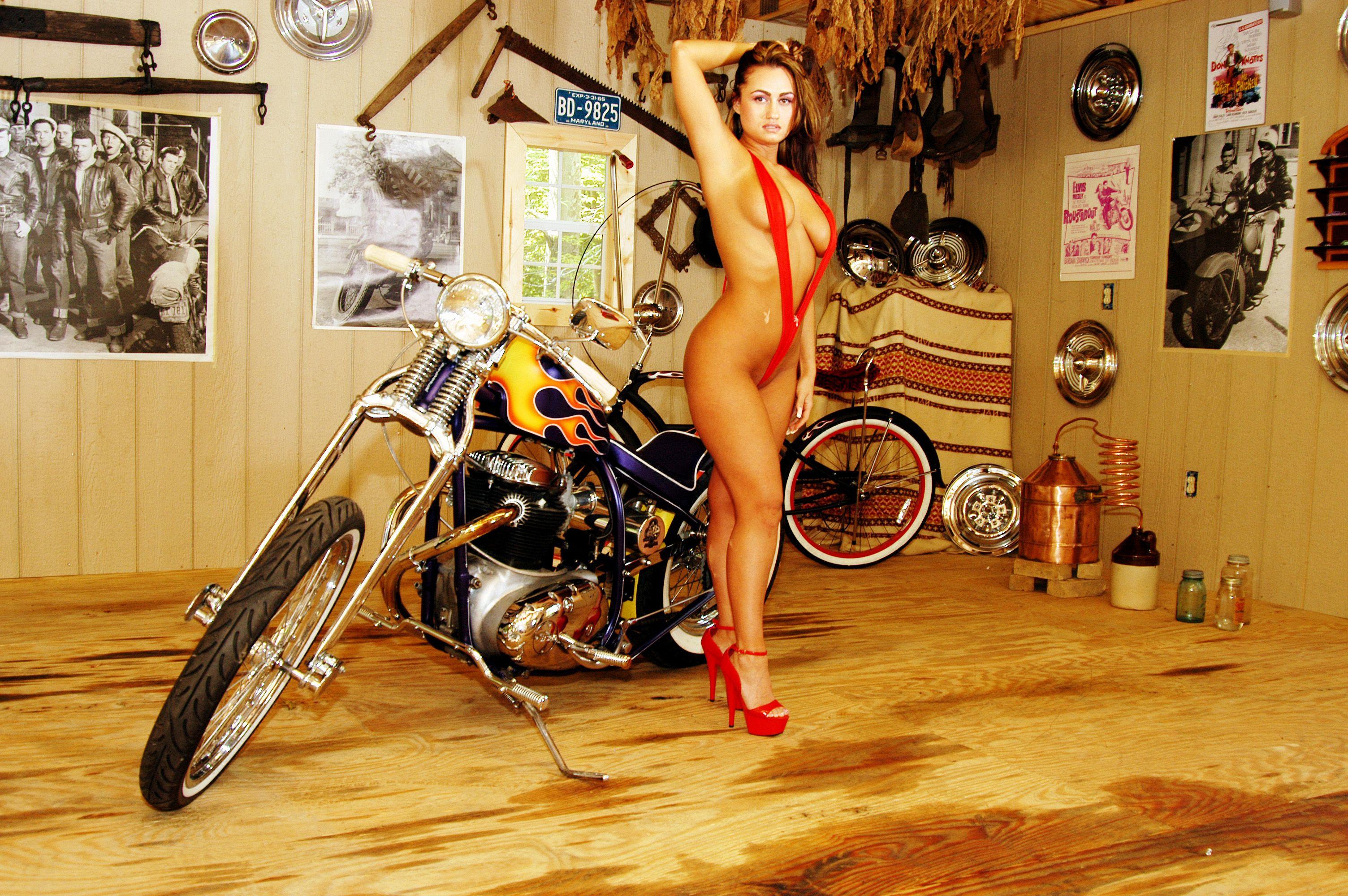old school rods nude girls