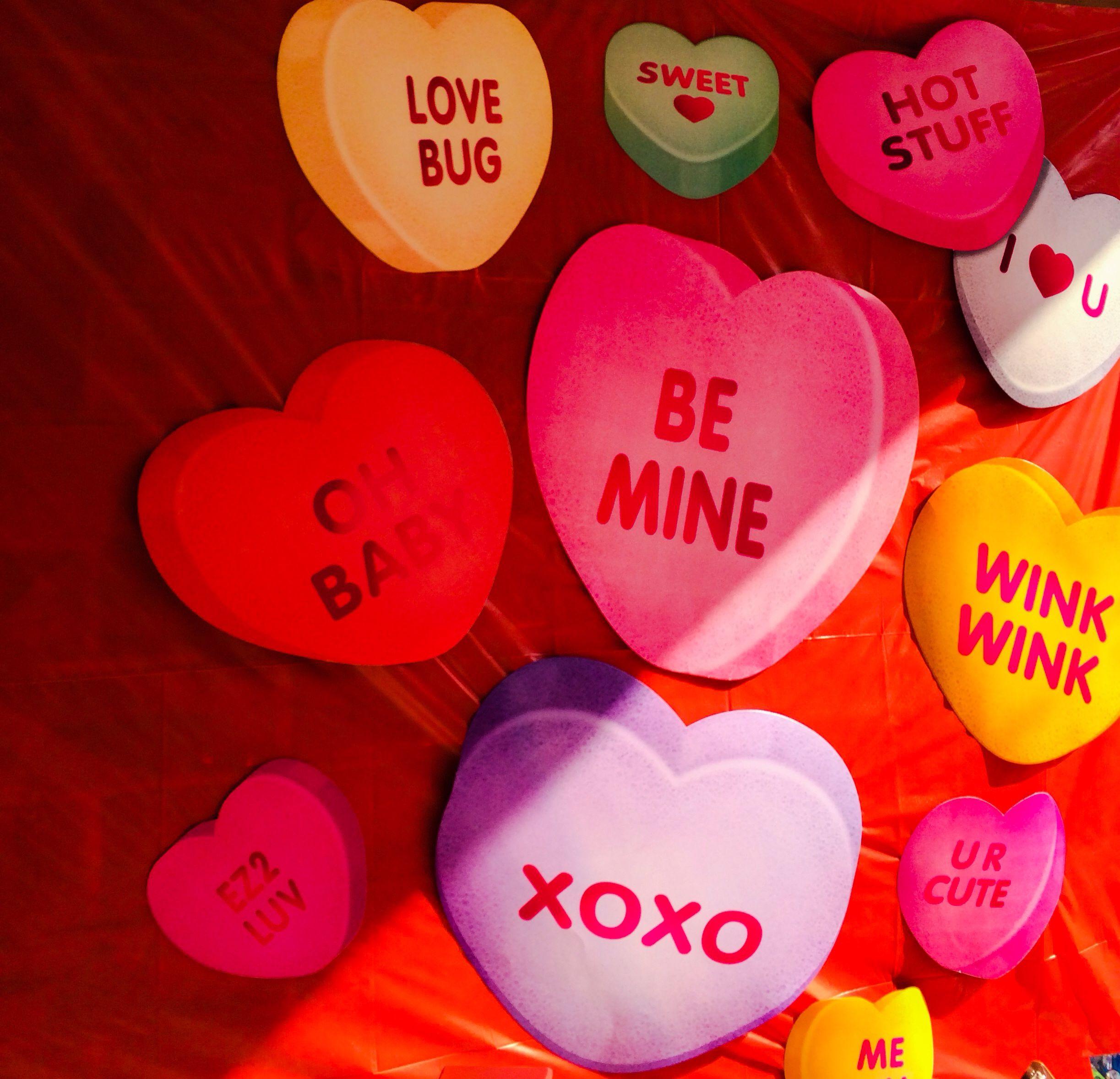 Valentines Day Wall Decor Valentines Pinterest