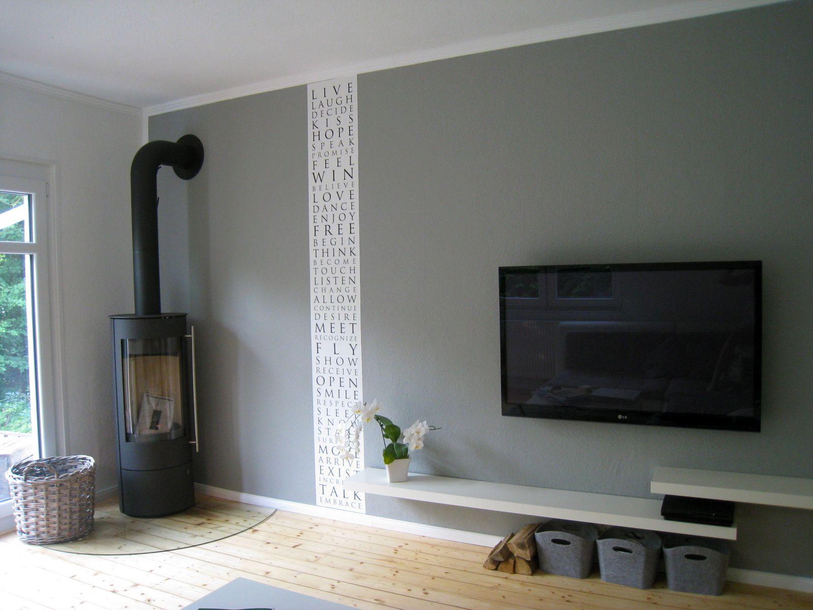 Wandfarben Ideen Wohnzimmer Grau Lila – sehremini
