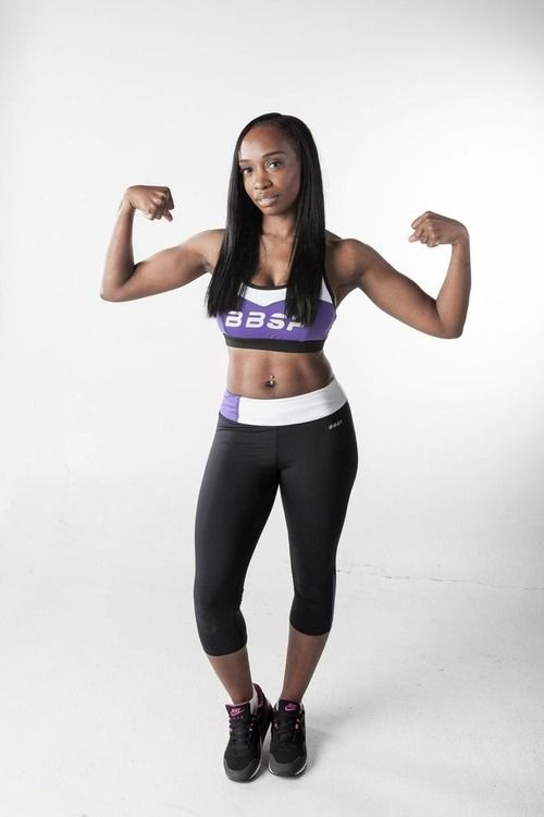 body Fit black women