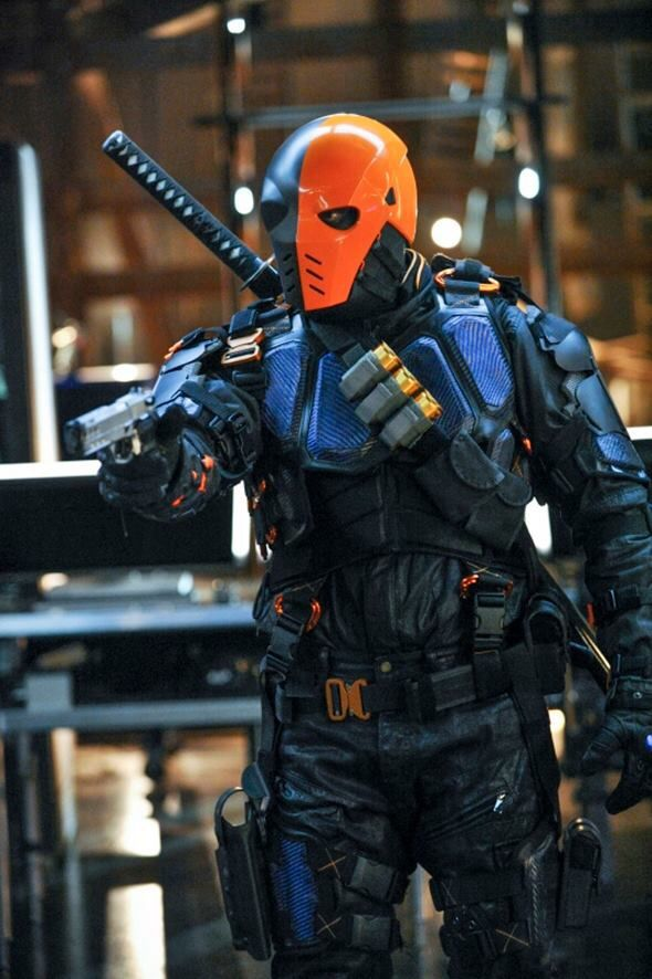 deathstroke arrow cosplay - photo #4