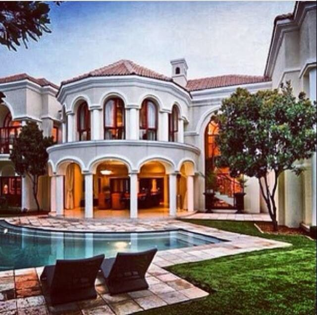 Mini Mansion Dream Home Pinterest