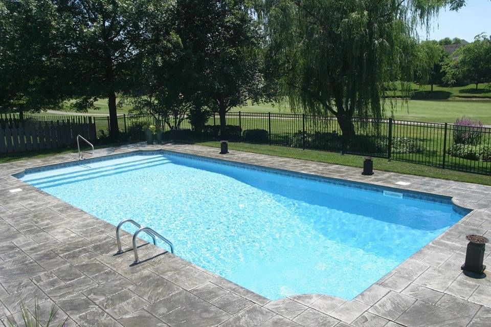 Beautiful Backyards Without Pools : Only Alpha Pool Products)  Beautiful Backyards  Pinterest
