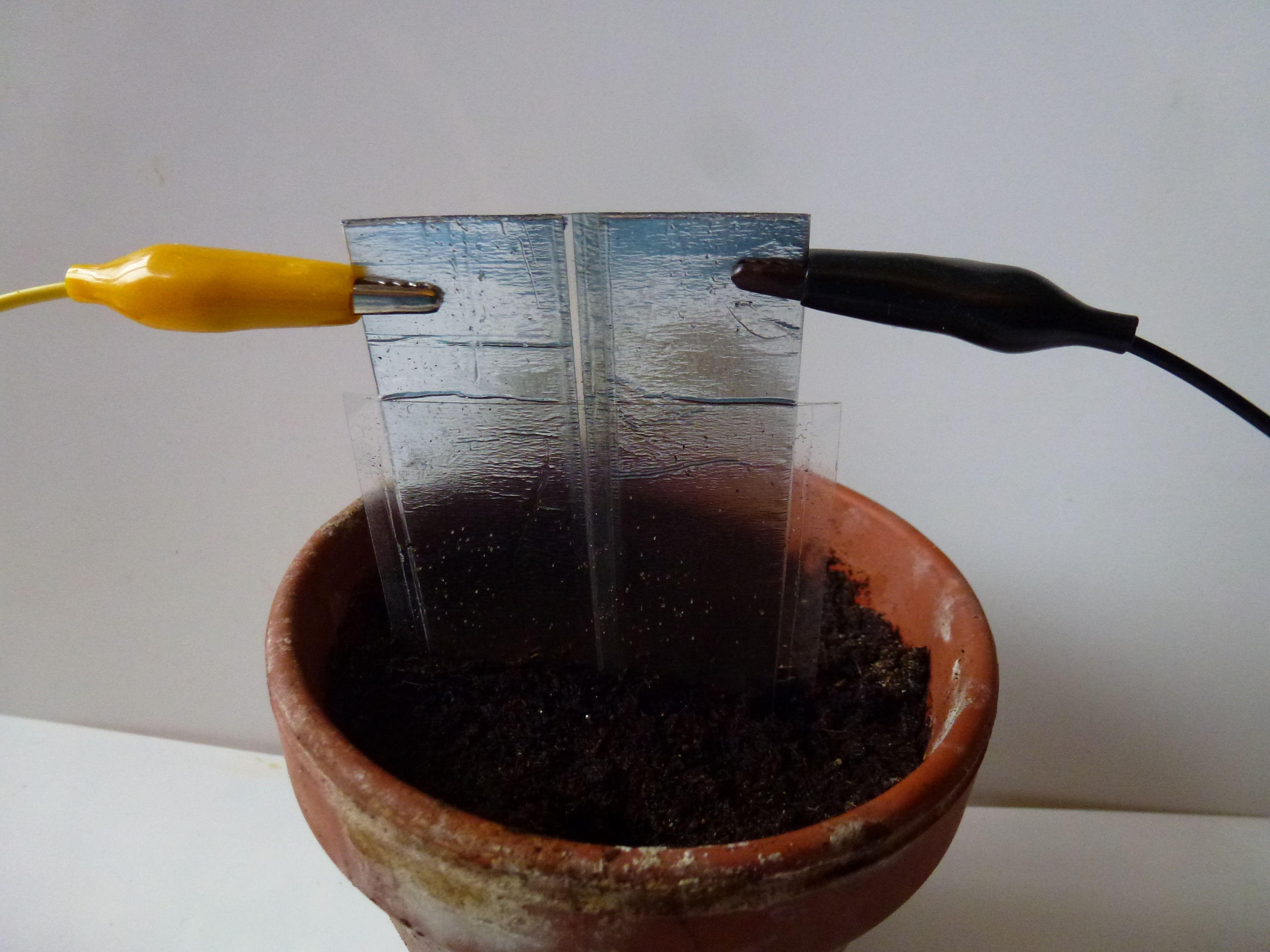 Capacitive soil moisture sensor our things pinterest for Soil moisture sensor