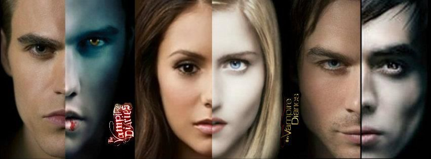 the vampire diaries comparison The cw's top drama, the vampire diaries, hits its 100th-episode milestone thursday, but it's been a long road for producers and stars behind the supernatural hit some of the changes to the framework of the world included elena's family structure (a teenage brother, instead of a younger sister) and.