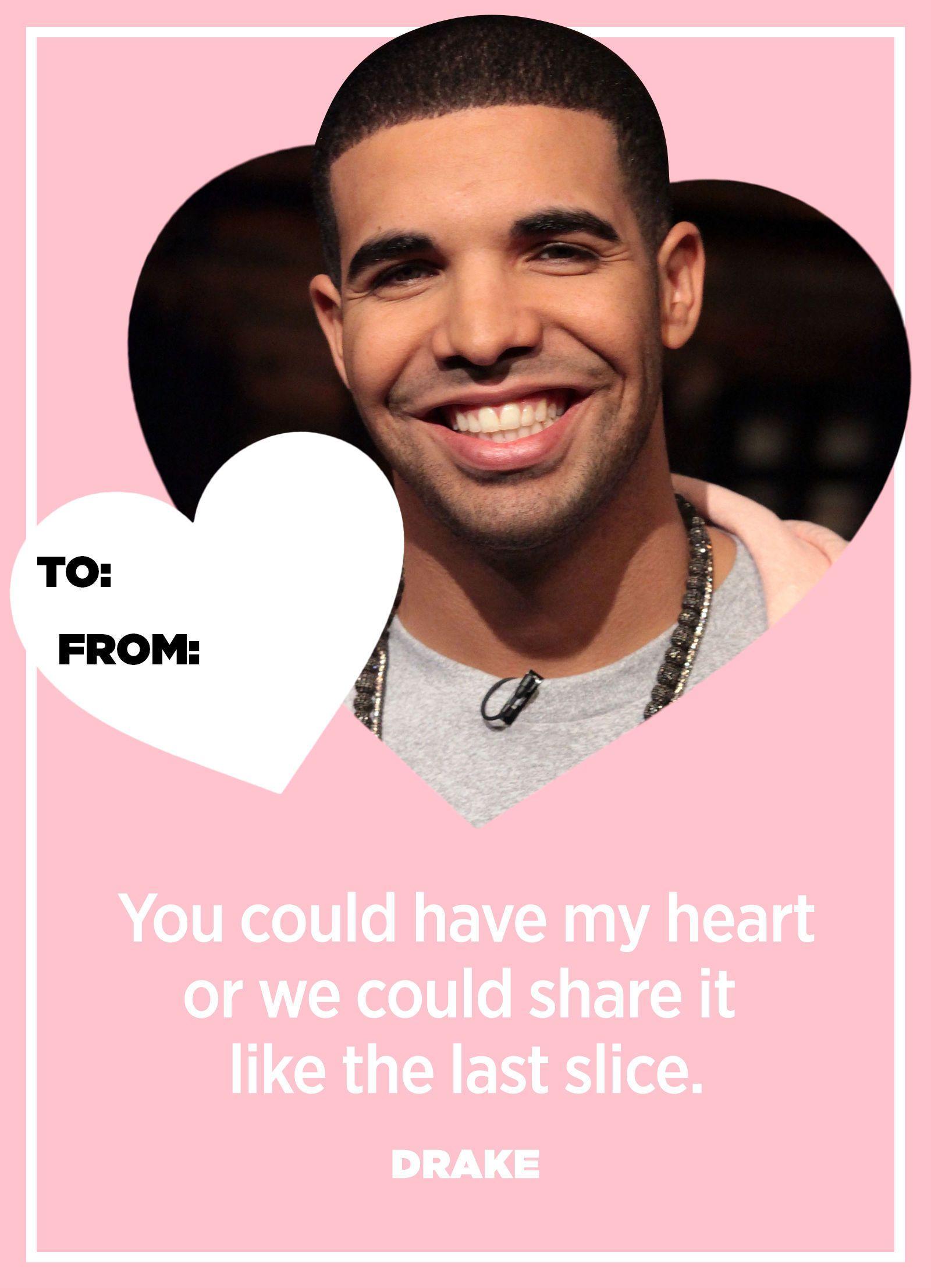 20 Drake Lyrics That Sum Up How You Feel This Valentine