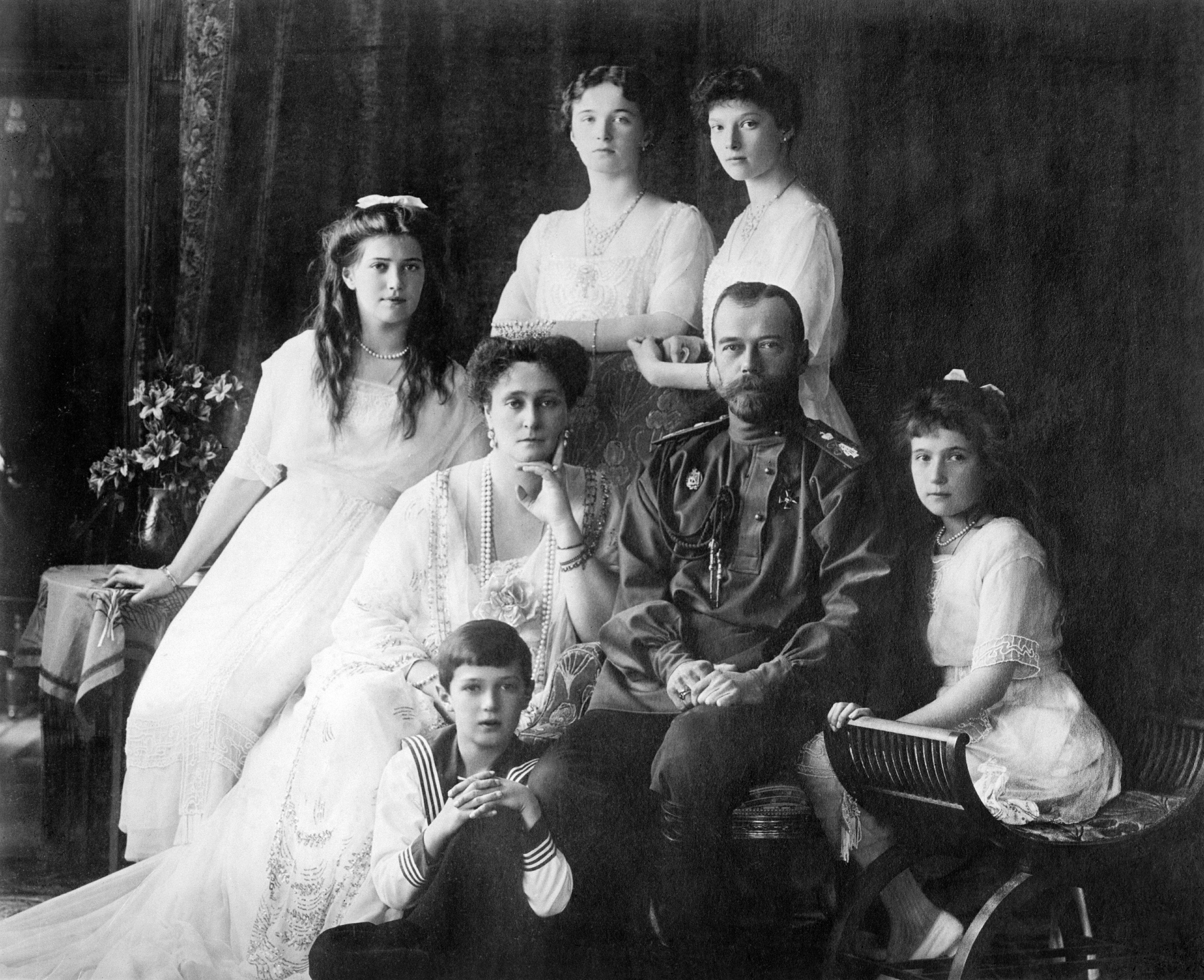 Русское фото семейное