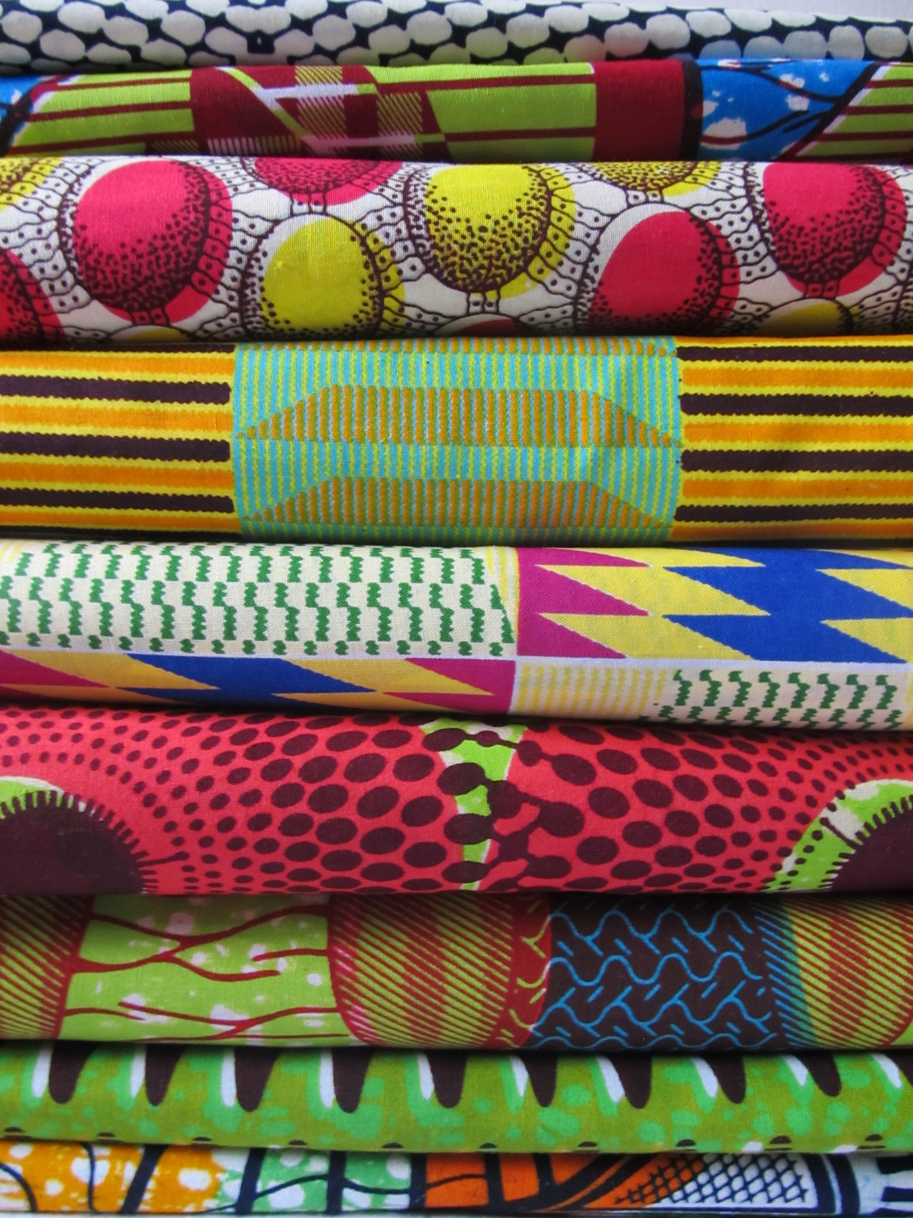 west african fabric - photo #4