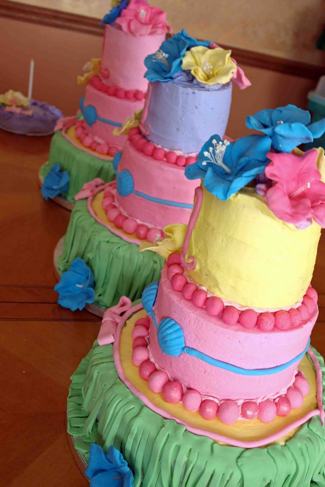 Luau Cake Ideas For Girls 88119 Luau Birthday Cake Luau Ha
