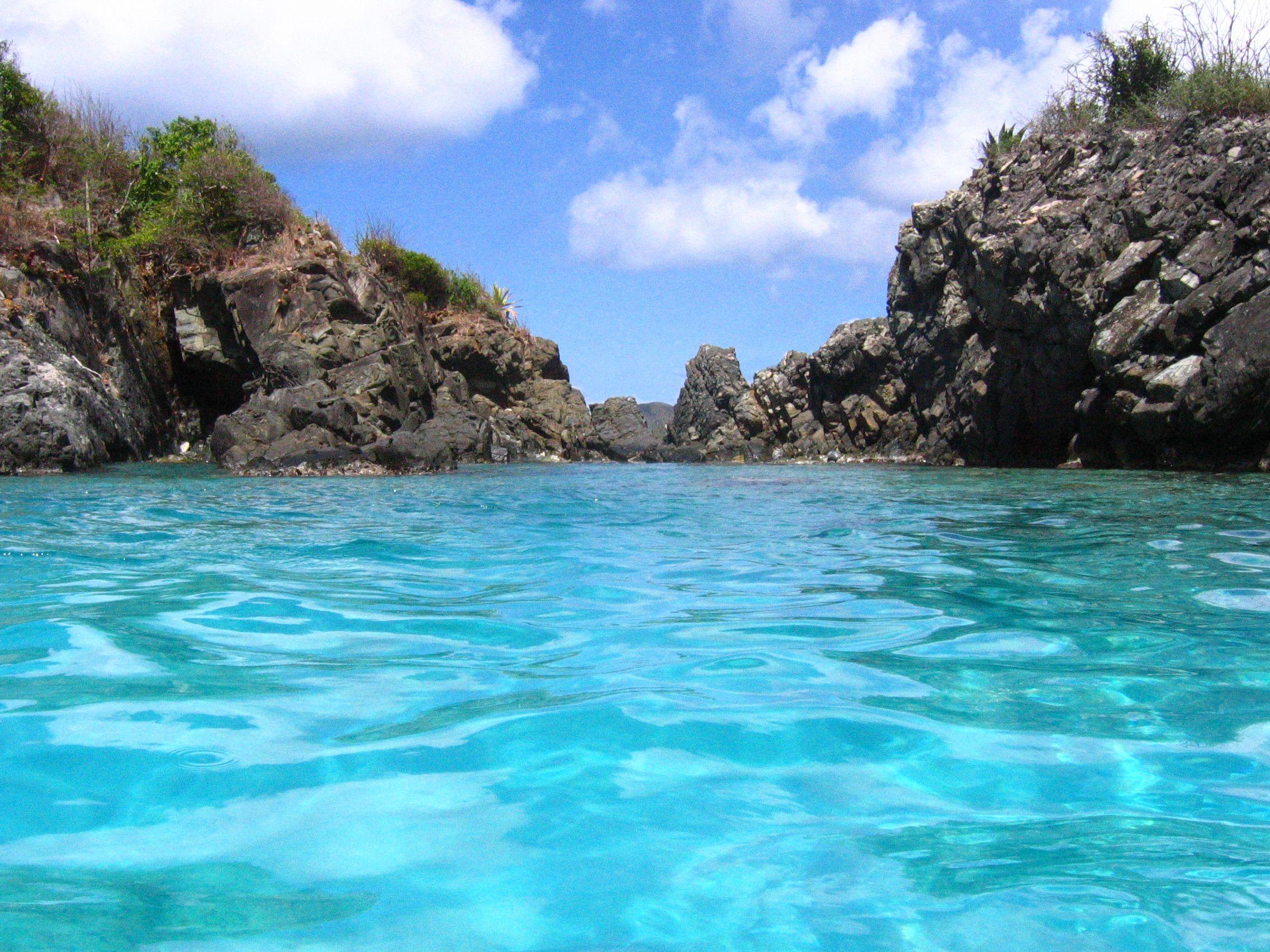 St johns virgin island vacation