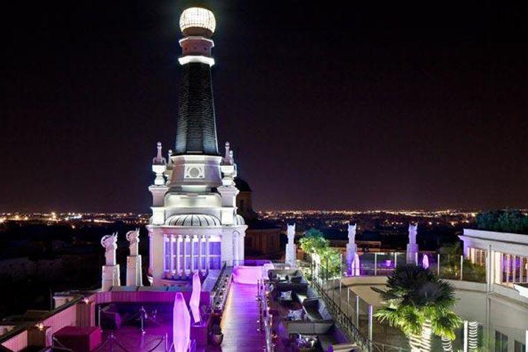 The Roof (Santa Ana) - terraza azotea copas Madrid noche