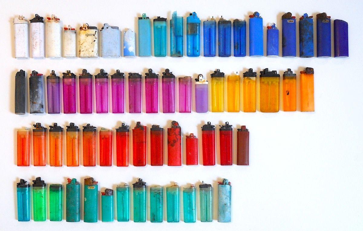Lighter Art Disposable Lighter Art