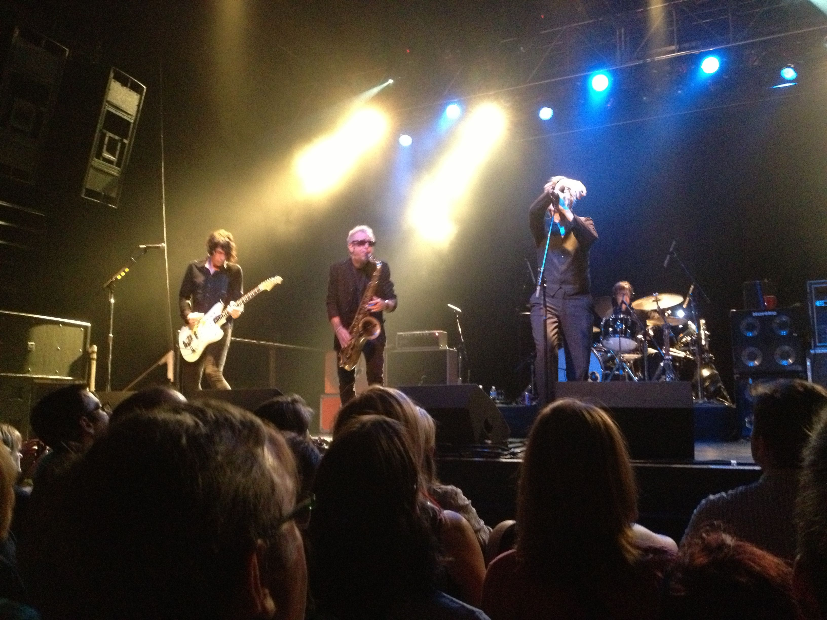 The Psychedelic Furs In Concert 335