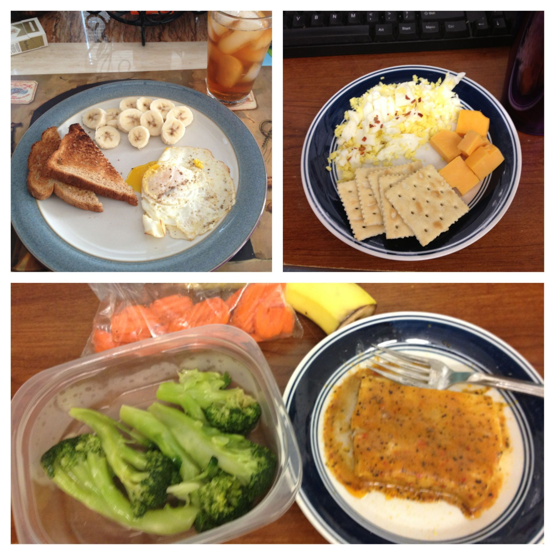 day military diet. Day #2 | 3 day Military Diet | Pinterest