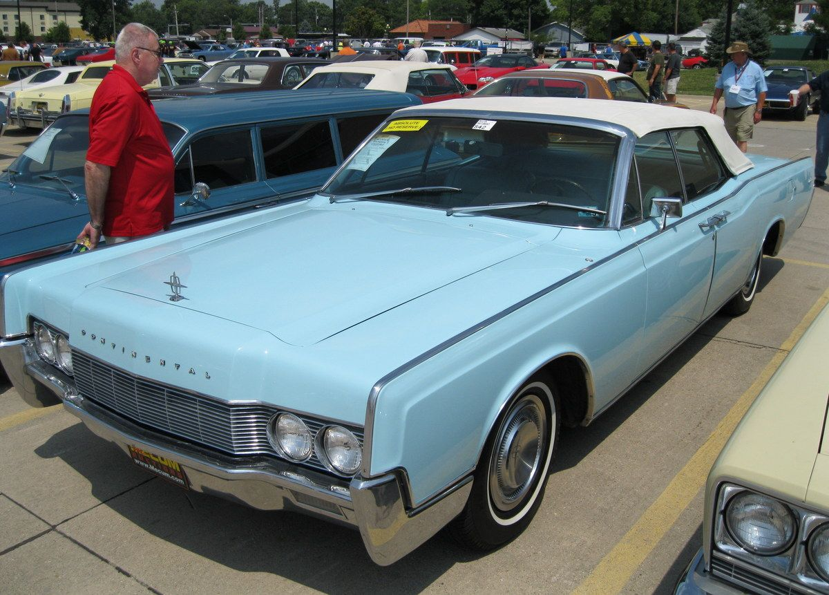 1967 lincoln continental convertible lincoln pinterest. Black Bedroom Furniture Sets. Home Design Ideas