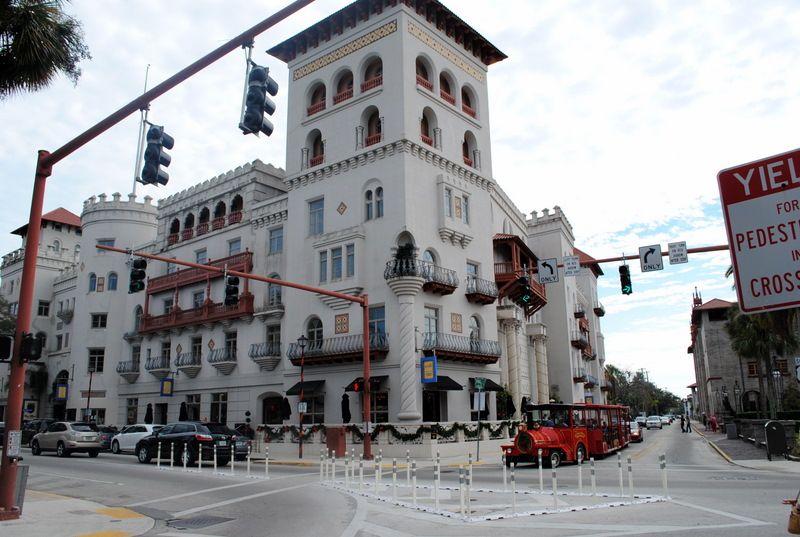 Hotel St Augustine Fl Downtown