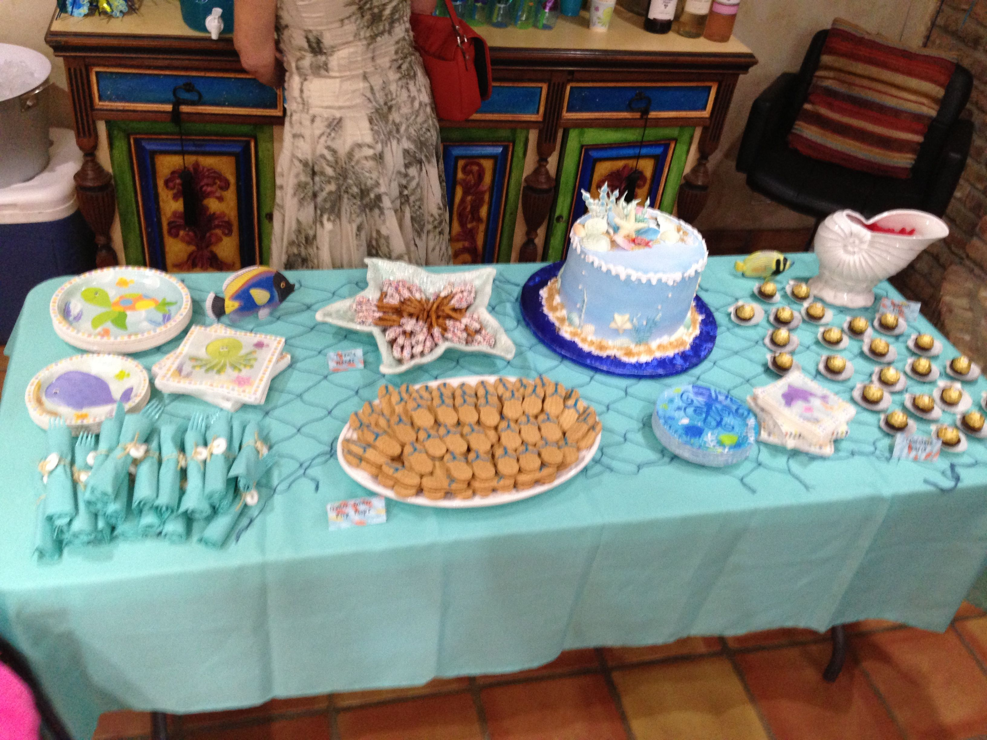 under the sea baby shower my mini me pinterest