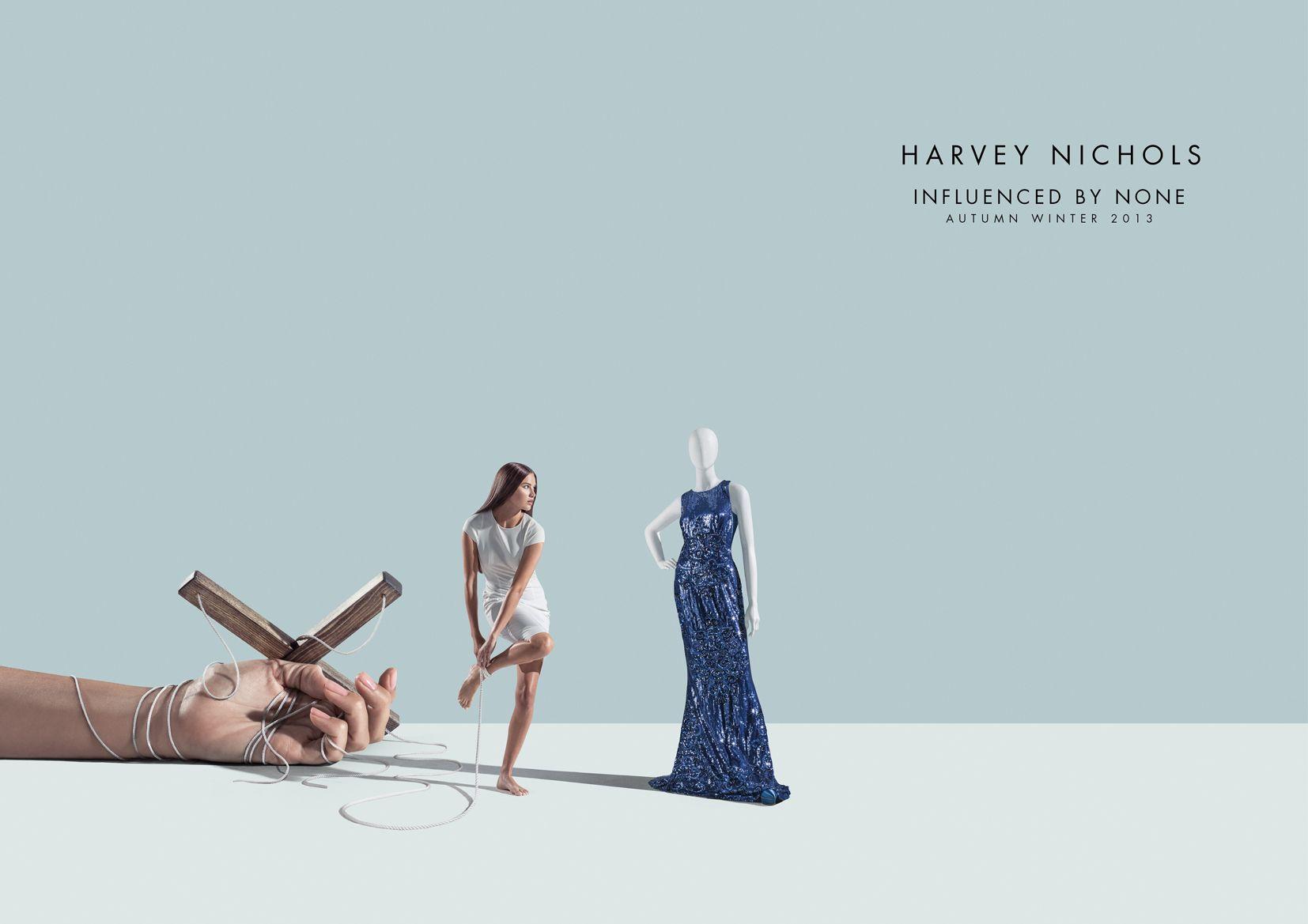 Cached Harvey nichols fashion victim