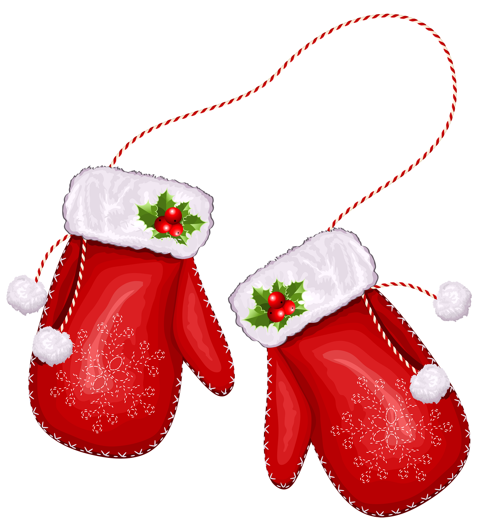Christmas mittens | Holiday & events | Pinterest