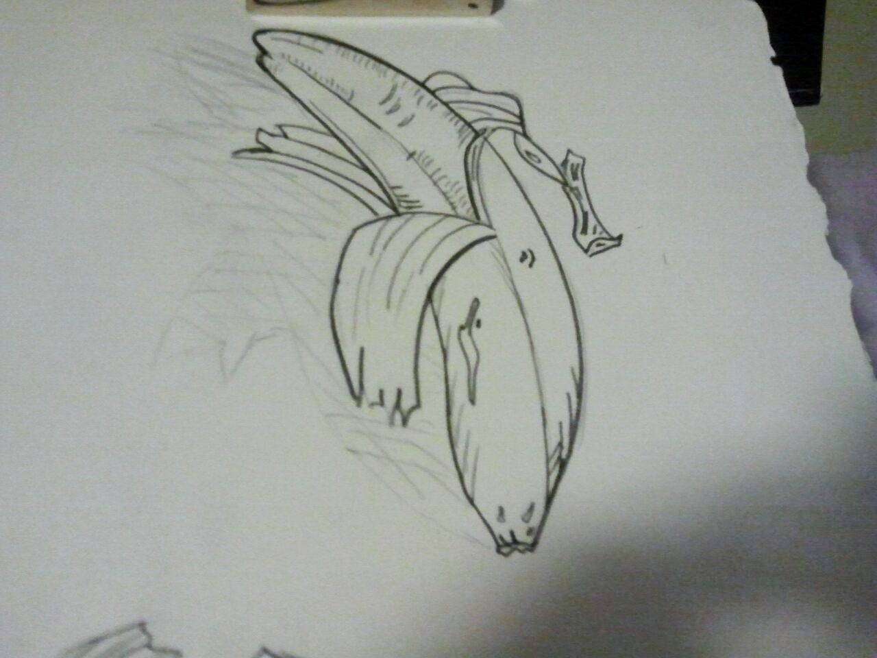 Contour line banana art lesson ideas contour line pinterest