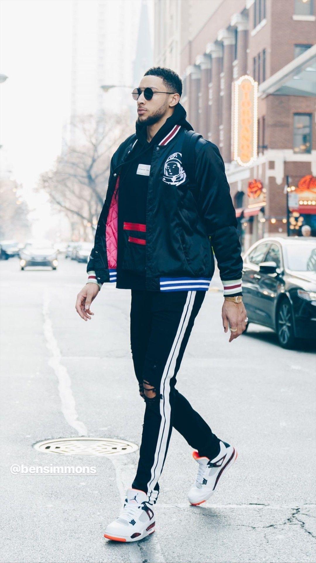 バスケ選手 ファッション