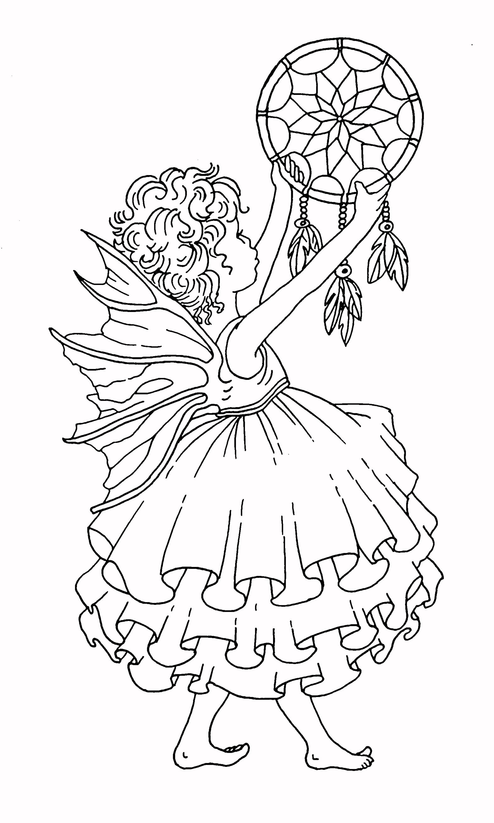 coloring pages dreaming - photo#42